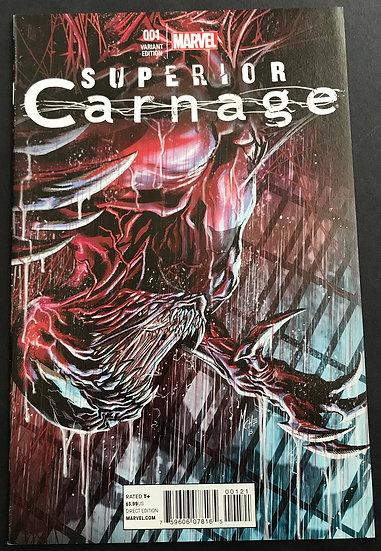 Superior Carnage (2013) #1B NM