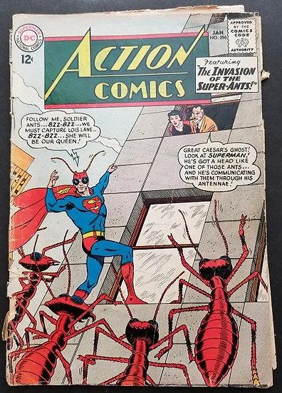 Action Comics #296 GD