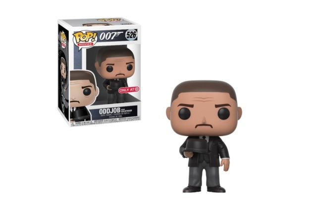 007 Odd Job From Goldfinger 526 Target Exclusive