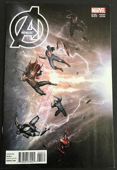 Avengers (Marvel) #35B VF/NM