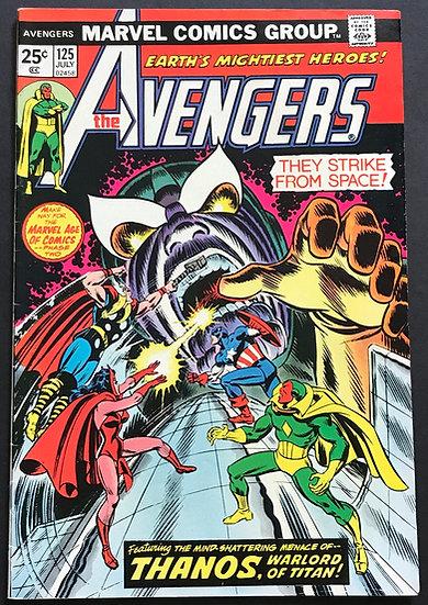 Avengers (Marvel ) #125 VF