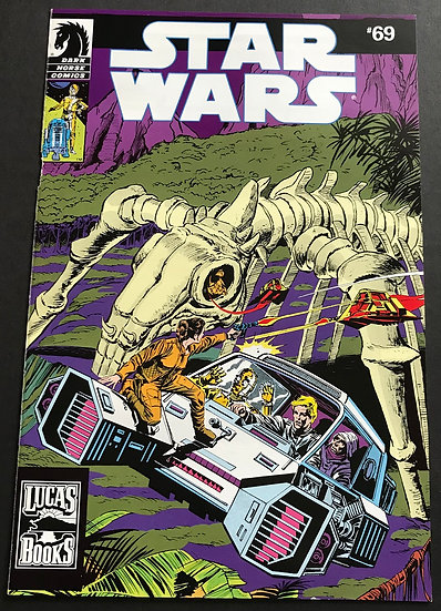 Star Wars (Dark Horse) #69 FN [Comic Pack]