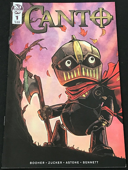 Canto #1 (IDW) VF