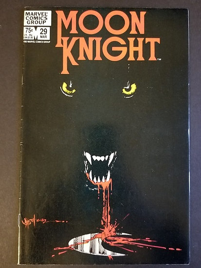 Moon Knight (1980 1st Series) #29 VF