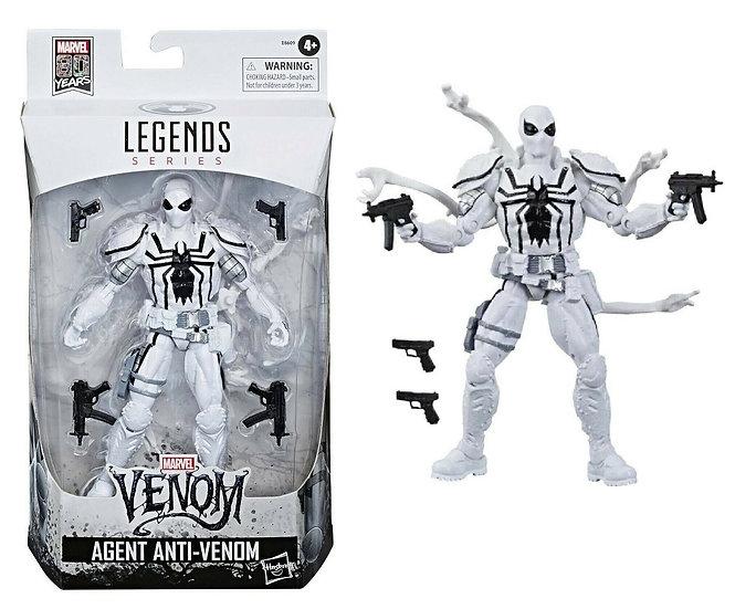 "Marvel Legends Agent Anti-Venom 6"" inch Action Figure Exclusive"