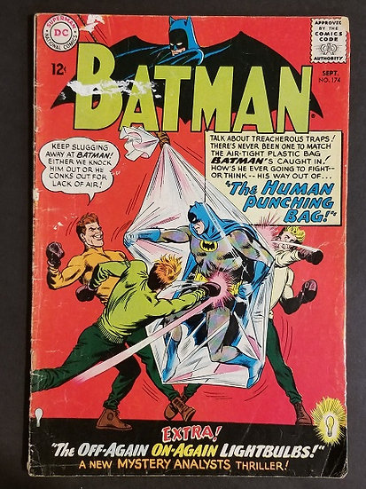 Batman (1940) #174 VG