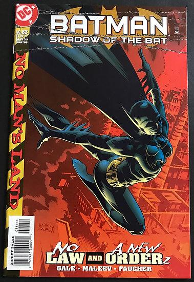 Batman Shadow of the Bat (dc) #83 NM