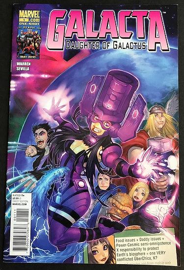 Galacta Daughter of Galactus 1 VF/NM
