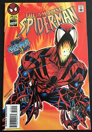 Amazing Spider-Man (1963 1st Series) #410 NM [1st Spider Carnage]