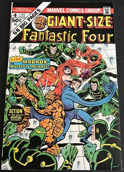 Giant Size Fantastic Four (1974) #4 VF