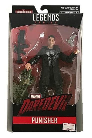 Marvel Legends Daredevil Netflix TV Punisher [BAF Man Thing]Action Figure