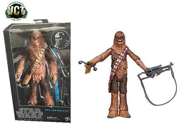 Starwars The Black Series 04 Chewbacca
