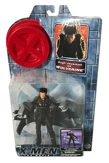 2000 Marvel X-Men The Movie Hugh Jackman As Wolverine Figure