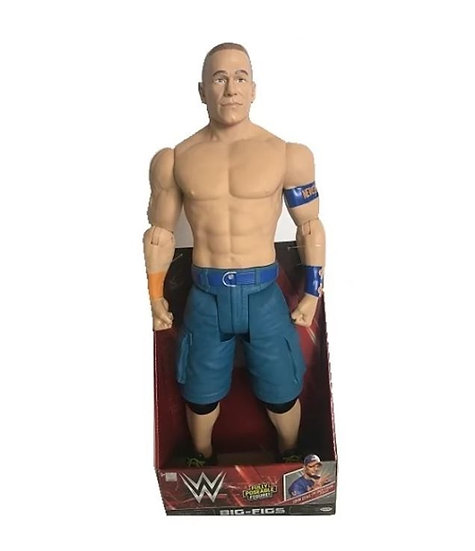 WWE John Cena Massive 20 Inch Tall Superstar Big Fig Action Figure
