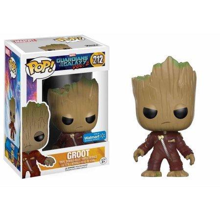 Guardians Of The Galaxy Vol.2 Groot 212 Walmart Exclusive