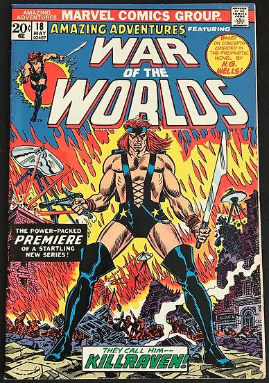 Amazing Adventures (Marvel) #18 FN