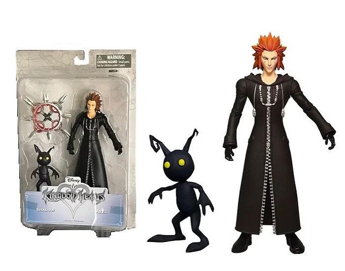 Disney Kingdom Hearts Shadow Axel Action Figures