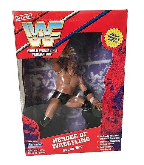 1997 WWF WWE World Wrestling Federation Limited Collector's Edition Sycho Sid