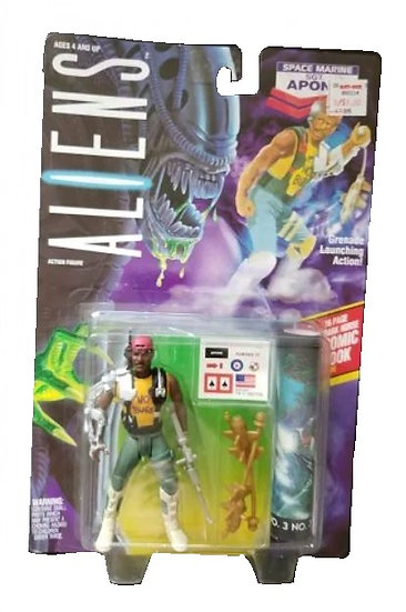 1992 Kenner Aliens Apone is MOC