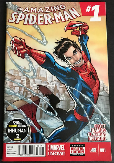 Amazing Spider-Man (Marvel ) #1