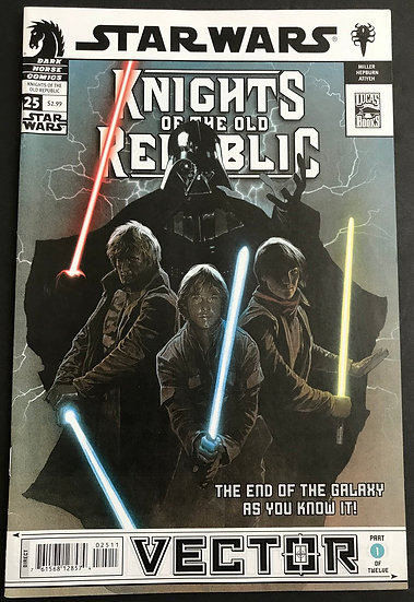 Star Wars Knights of the Old Republic (2006) #25 NM-