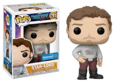 Guardians Of The Galaxy Vol.2 Star Lord 261 Walmart Exclusive