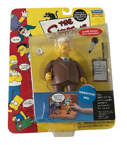 2001 The Simpsons Series 5 Kent Brockman By Playmates [Reselaed]