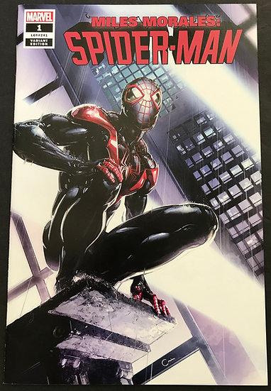 Miles Morales Spider-Man (2019 Marvel) #1 Scorpion/King Comics variant NM
