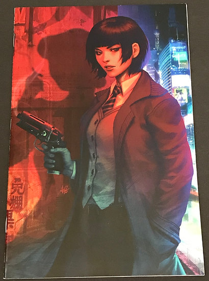 Blade Runner 2019 (2019 Titan) #1SDCC NM [Artgerm Virgin Variant]