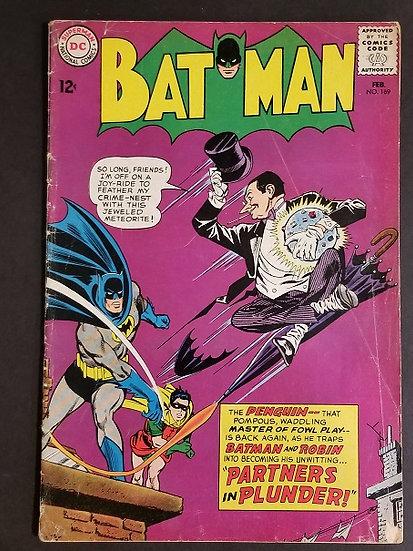 Batman #169 VG-