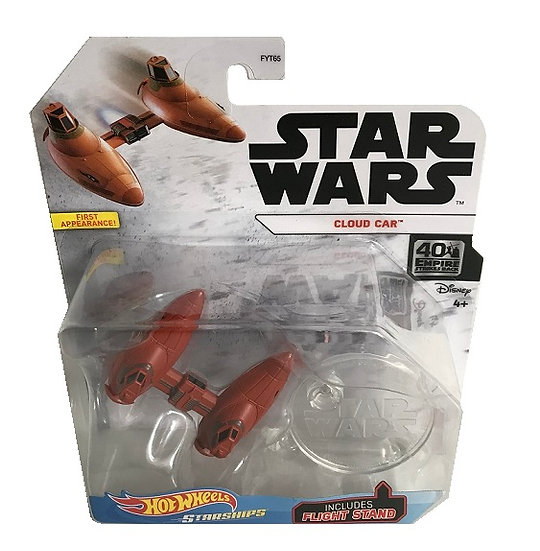Hot Wheels Starships Star Wars Cloud Car Die-Cast