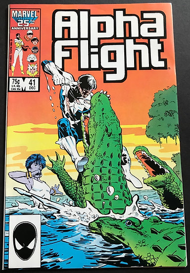 Alpha Flight #41 (Marvel) NM