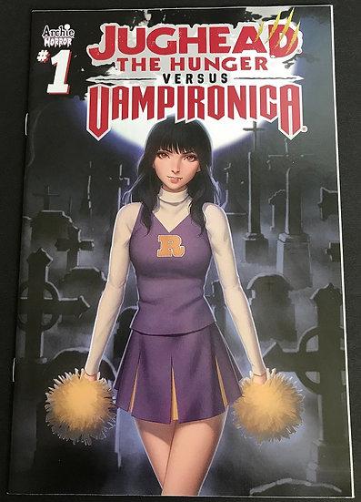Jughead The Hunger Versus Vampire 1 VF+