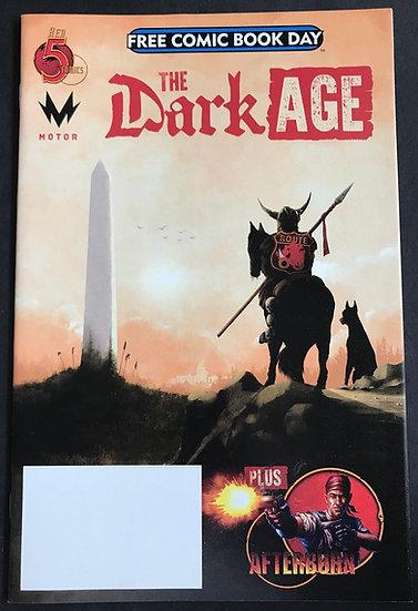 Dark Age/Afterburn (2019 Red 5) FCBD #1 NM [Free Comic Book Day]