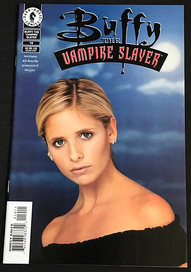 Buffy the Vampire Slayer (Dark Horse) #19 NM