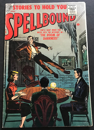 Spellbound (1952 Atlas) #34 VG-