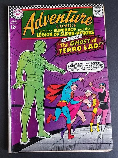 Adventure Comics (1938 1st Series) #357 FN
