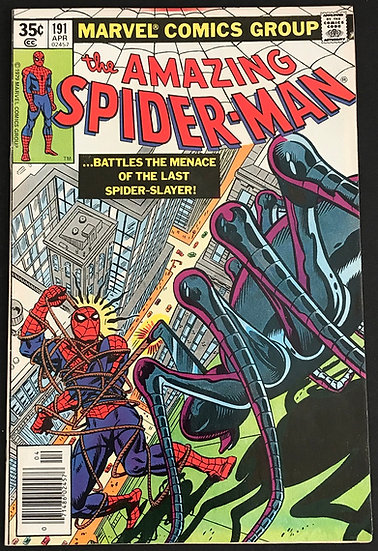 Amazing Spider-Man (Marvel) #191 VF+