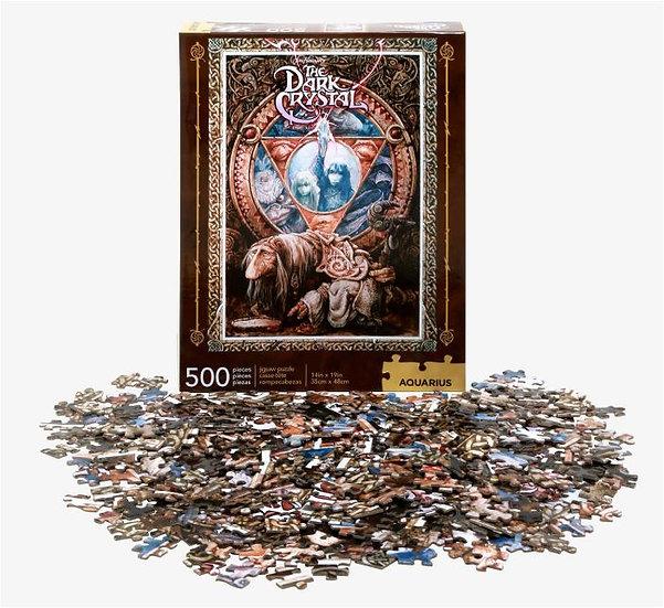 Aquarius The Dark Crystal 500 Pcs Jigsaw Puzzle