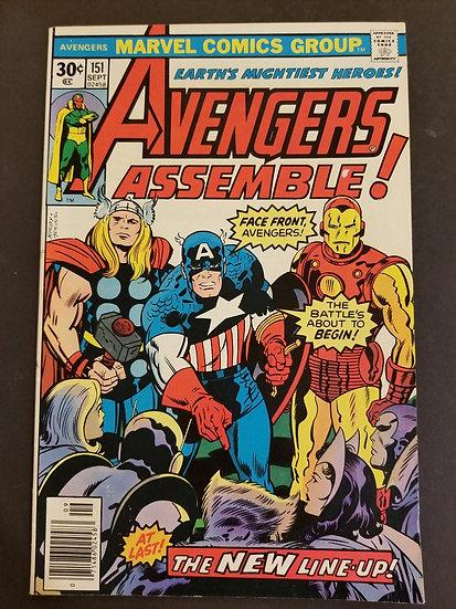 Avengers 151 FN/VF