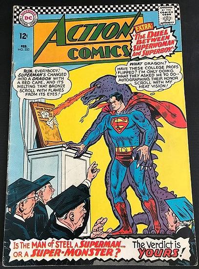 Action Comics #333 FN-