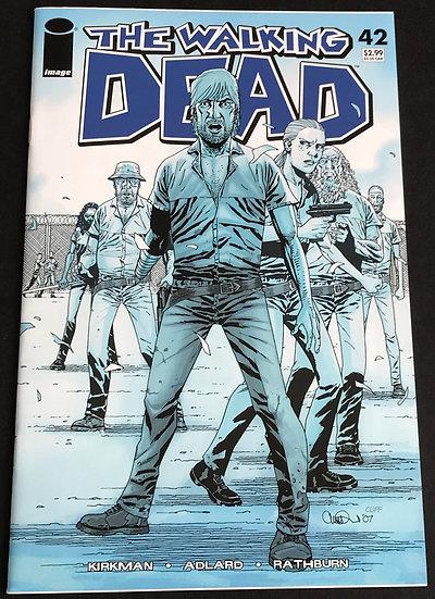 Walking Dead (Image) #42 NM/MT