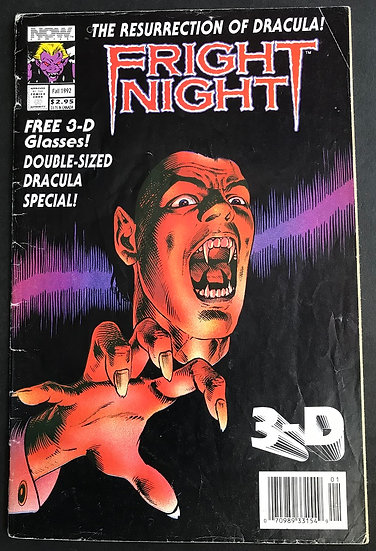 Fright Night 3-D Fall Special (1992) #1