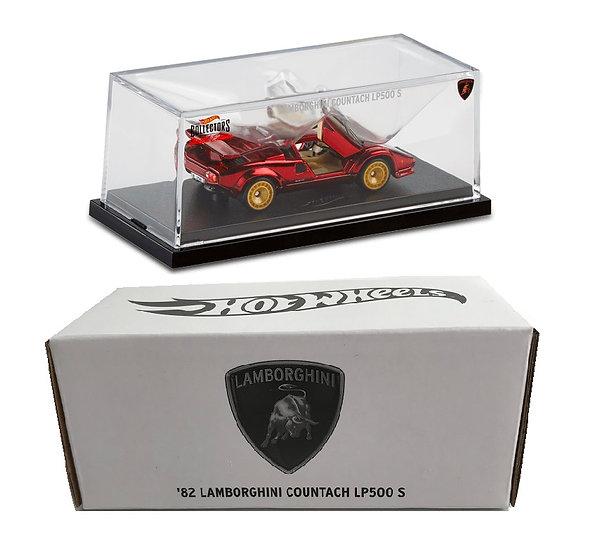 Hot Wheels RLC Exclusive '82 Lamborghini Countach LP500 S