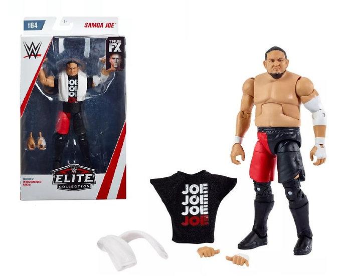 WWE Elite Collection Series 64 Samoa Joe Wresling Action Figrure