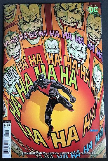 Batman Beyond (DC) #25 NM [Variant]