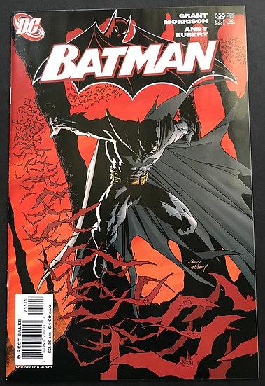 Batman #655 NM-