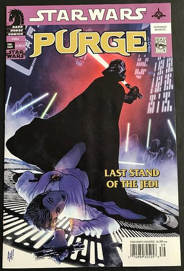 Star Wars Purge (2006) #0 NM- [Newsstand]