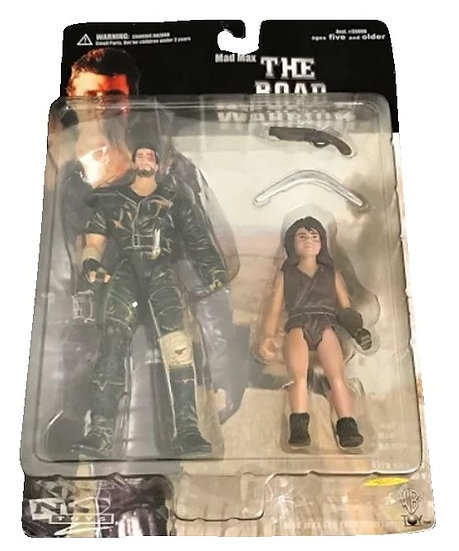 Mad Max The Road Warrior Figure Series Mad Max (Mel Gibson)
