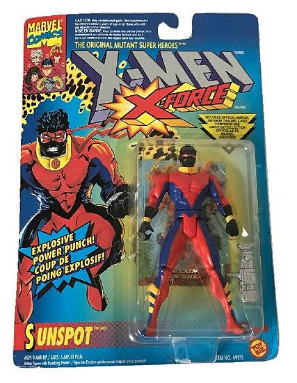 1994 X-Men X-Force Sunspot Figure